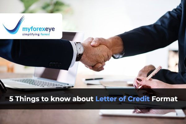 5 things to know about Letter of Credit format