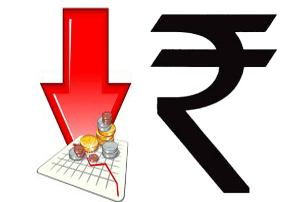 Rupee at over 13-month low - dragged down by rise in US. yields and higher Oil prices