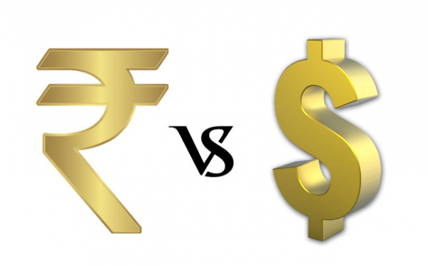 Rupee opens lower as Dollar rally offsets RBI move to ease bond investment rule