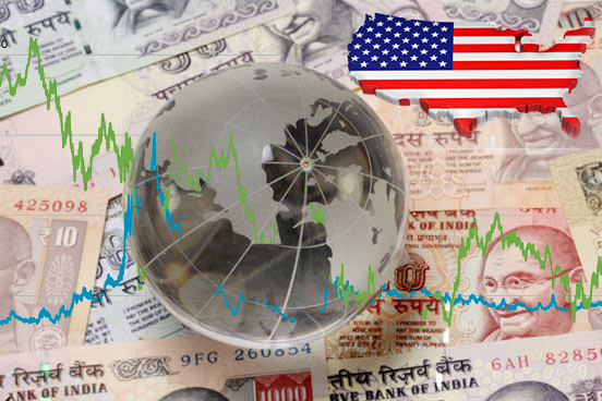 Rupee edges higher as Fed meeting minutes hurt US yields