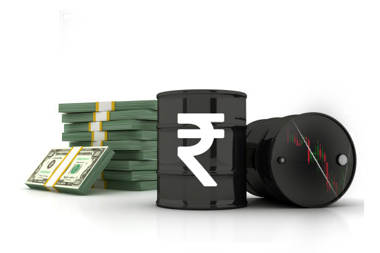 Rupee turned lower on Oil related Dollar payments