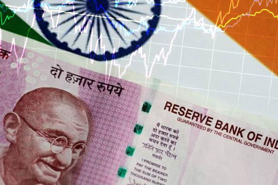 Indian Rupee Logs Worst Week in Four Weeks