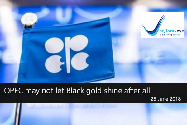 OPEC deal may not let Black gold shine after all