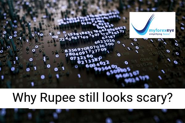 Why Rupee Still Looks Scary?