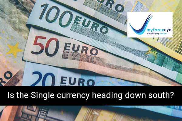 Is the Single currency heading down south?