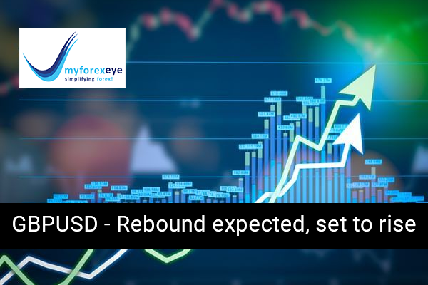GBPUSD - Rebound expected, set to rise