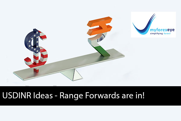 USDINR Ideas - Range Forwards are in!!  6Aug2018