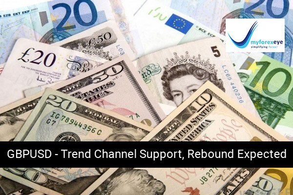 GBPUSD - Trend Channel Support, Rebound Expected