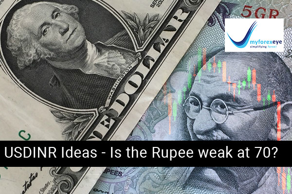USDINR Ideas - Is the Rupee weak at 70?