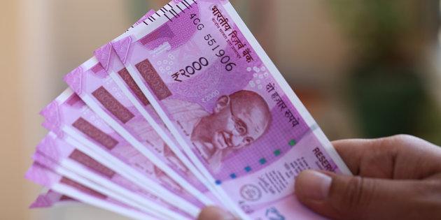Rupee posted its biggest weekly gain in 6 weeks