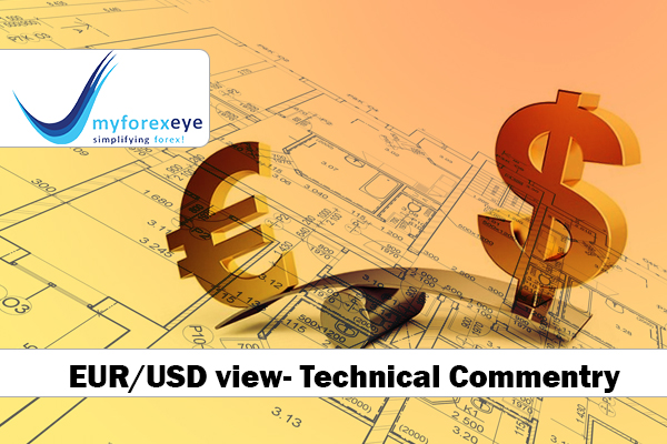 EUR/USD view- Technical Commentry
