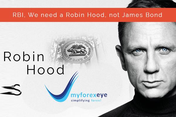 RBI, we need a Robin Hood, not James Bond