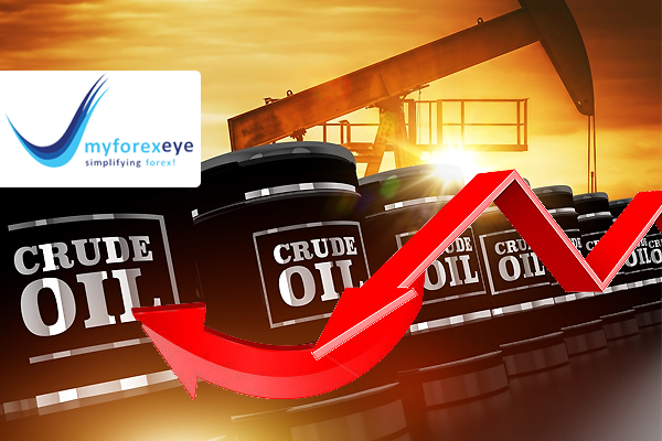 Crude Oil (NYMEX) - Moving towards its major support zone