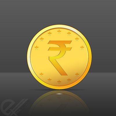 Rupee Rises Tracking Weak Dollar