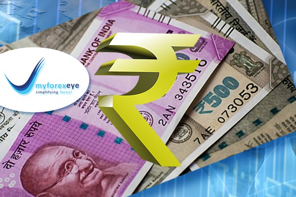 Rupee posted its biggest weekly gain in nearly 20 months