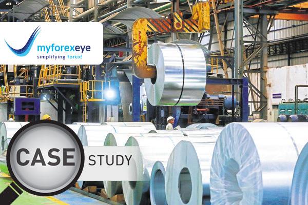 Mumbai based steel importer - Trade Finance Service