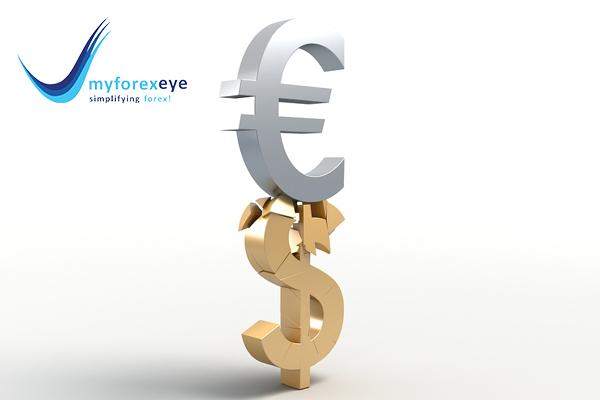 EUR seems facing severe pressure