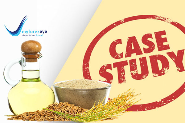 Kolkata based rice bran oil exporter