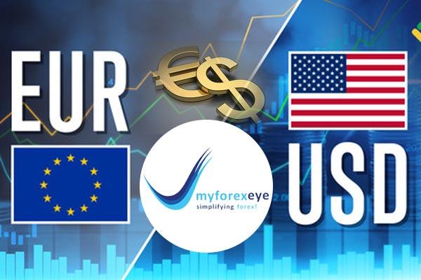 EURUSD - Time to Rebound