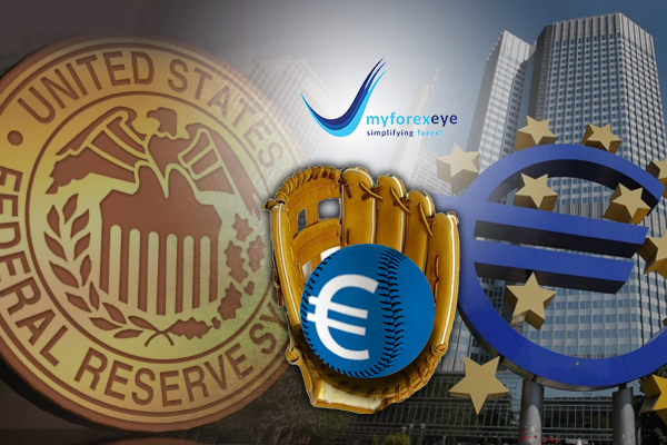 Euro – caught between Fed and ECB minutes