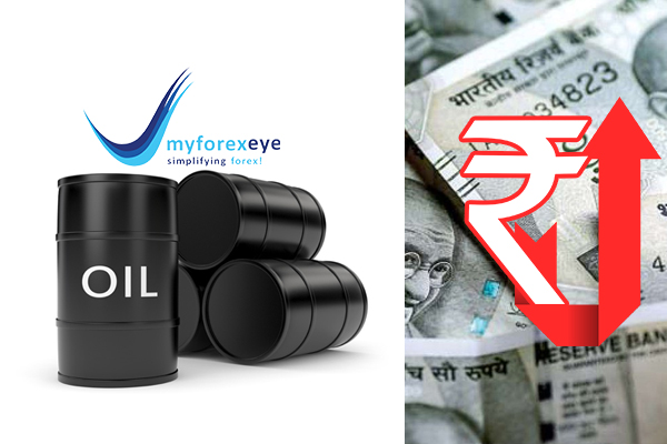 Rupee Snaps 3-Day Fall As Oil Prices Edge Lower