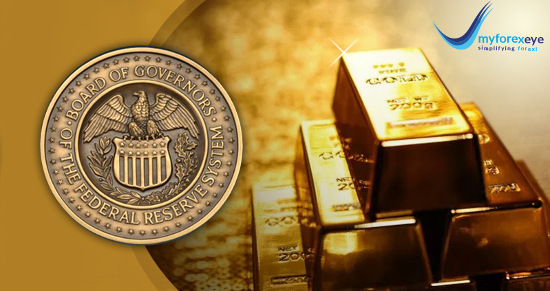 Fed Brightens The Gold