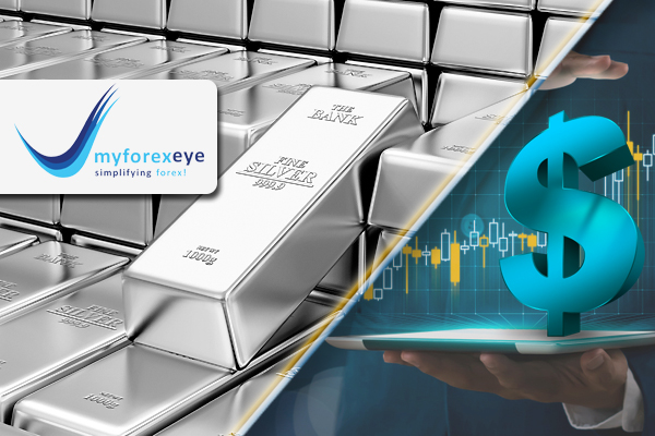 Silver (XAGUSD) - Trading in a range