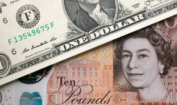 Sterling stuck at 2-week low as investors await UK jobs data