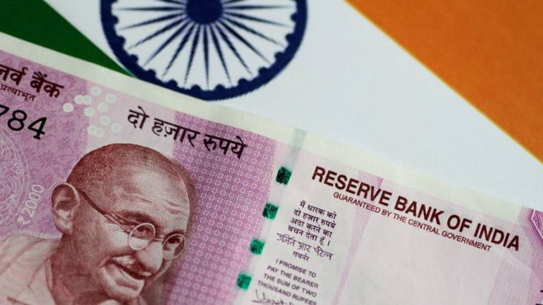 Rupee Edges Higher Tracking Asian Peers