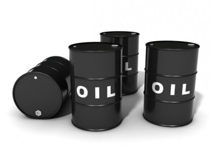 Oil prices fall on trade war concerns