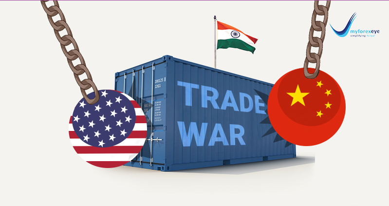The Tussle of the US and China Trade War: The Effect on India's Trade