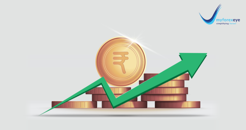On A Weekly Basis Rupee Gained 0.76% On Foreign Fund Inflows