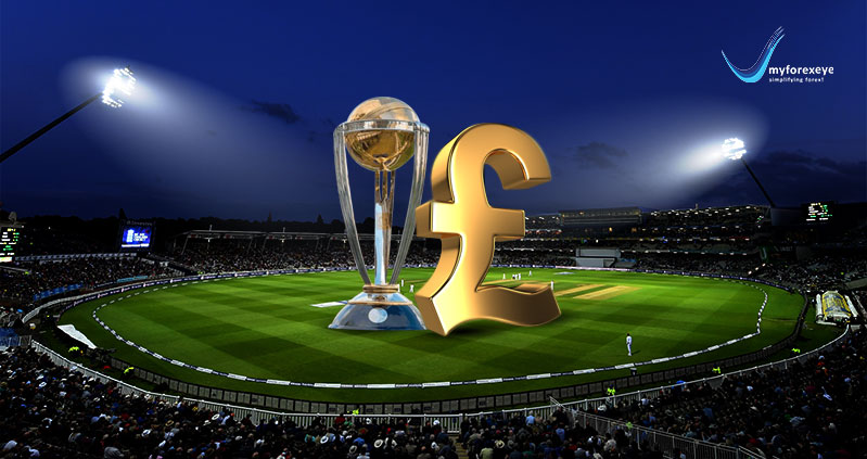 Is England ready to lift their first ever World Cup? Well GBP sure aint!
