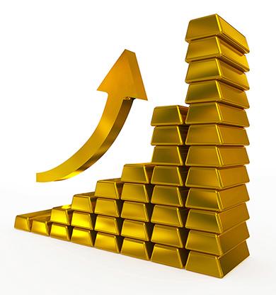 Gold surpasses $1,450 as rate cut hopes, Iran tensions boost demand
