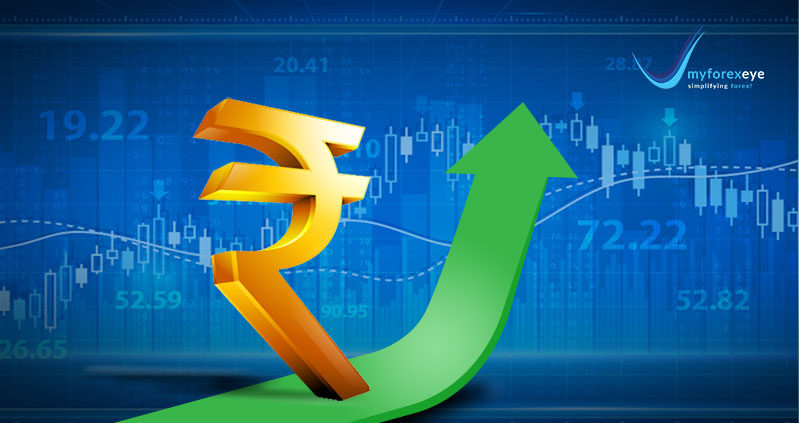 Rupee rises in afternoon session on likely dollar inflows