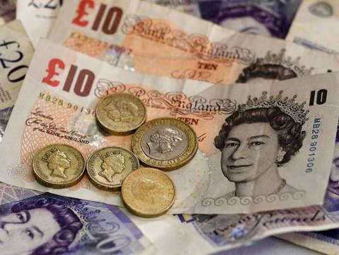 Pound near six-week high as no-deal Brexit risks recede
