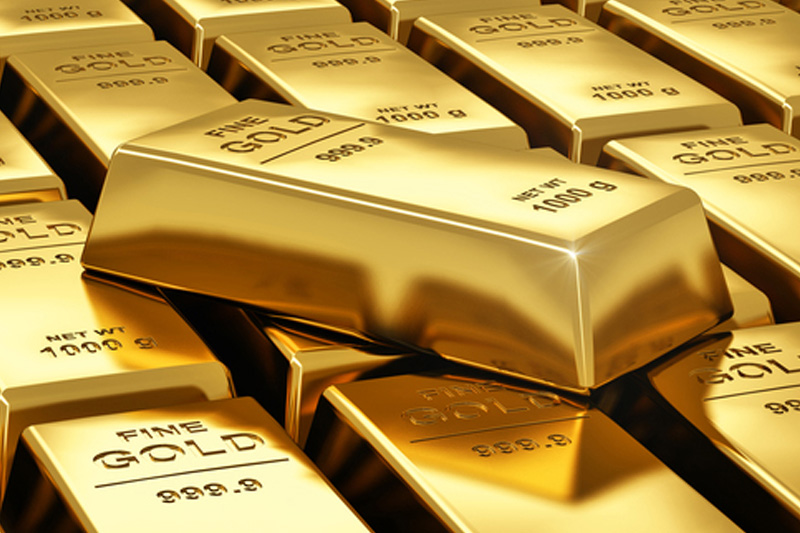 Gold Rebounds on ECB, Fed Rate Cut Hopes