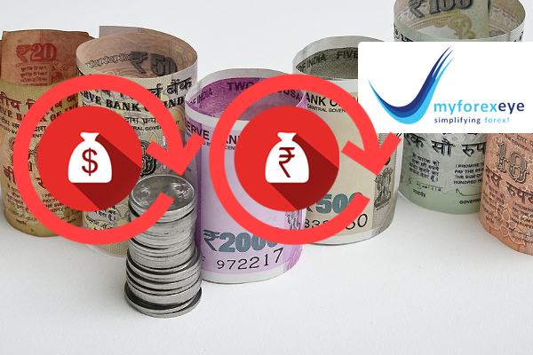 The rupee ended higher today at 70.9150