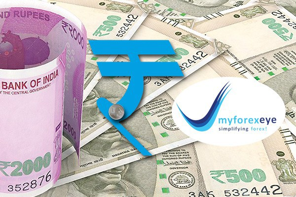 Rupee Up On Foreign Banks' Dollar Sales; Weak Shares Cap Rise