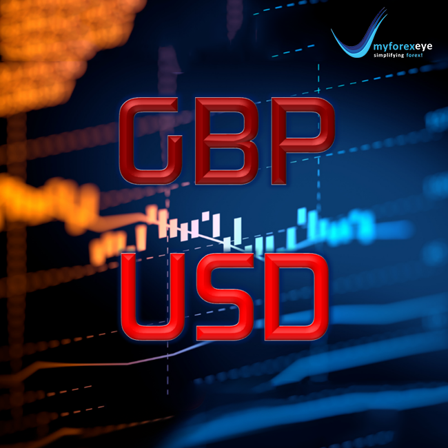 GBPUSD – Breakout of a pennant
