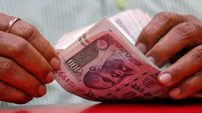 India Rupee At 1-Wk High As Stocks Rebound, Risk Aversion Eases