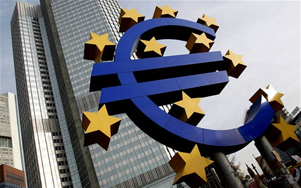 Euro climbs back above $1.08, volatility spikes