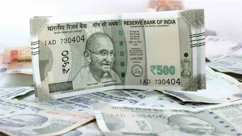 Rupee Ended Lower as Exporters' Dollar Sales Trimmed Early Losses