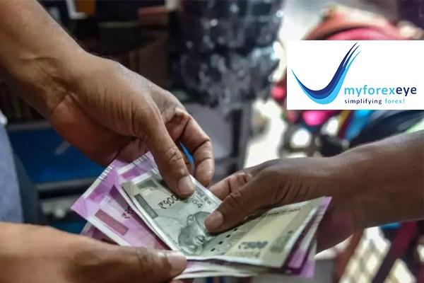 Indian Rupee Traded Weaker As RBI Intervened