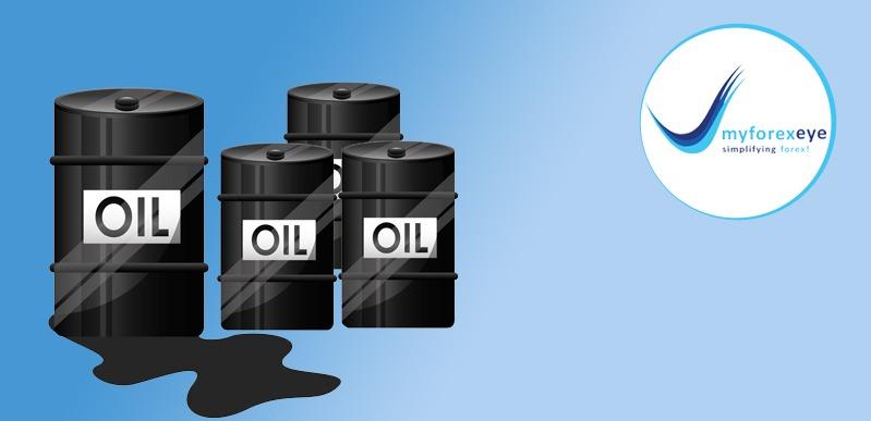 Brent Oil on a boil