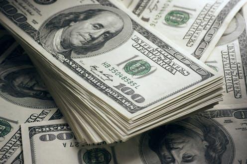 Dollar Pinned Near Six-Week Low