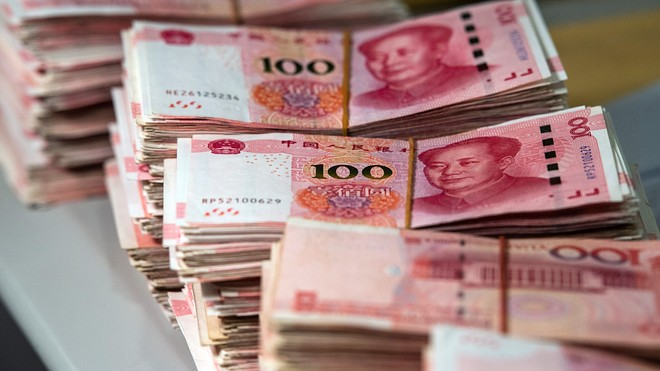 Yuan Weakens On Softer Central Bank Fixing