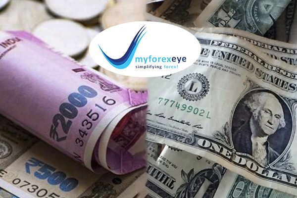 Indian Rupee Trading Weaker In NDF Market On Covid-19 Woes