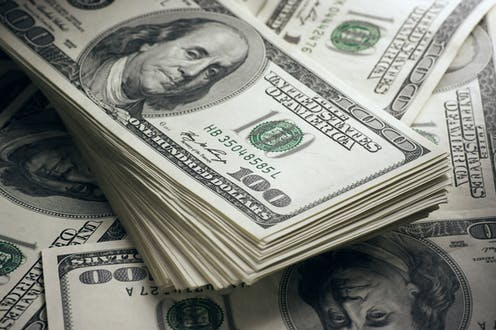 Dollar Rises From Near Three Week Low