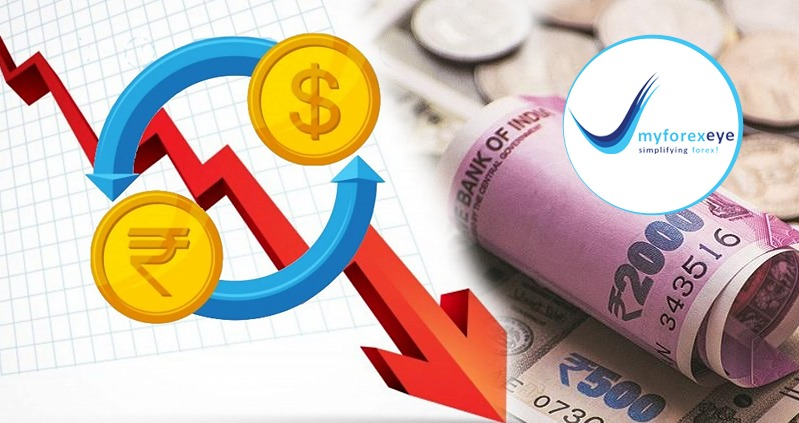 Indian Rupee Fell 0.9% Against The Dollar This Week